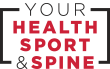 Your Health Sport and Spine Logo
